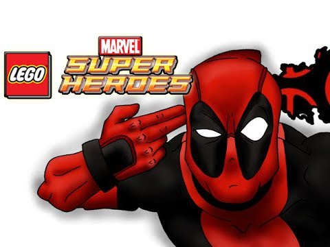 how to get deadpool in lego marvel superheroes