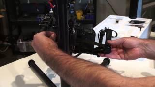 Quadrocopter Tutorial - Spektrum DX7 Setup on MōVI