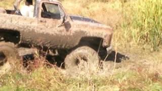 Broken Front Axle