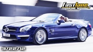 Largest Car Loop, Mercedes new BEAST AMG, Datsun is Back, Audi R8 for a Day, & More!