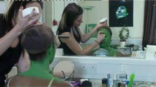 Wicked the Musical - Alexia Khadime discusses make-up