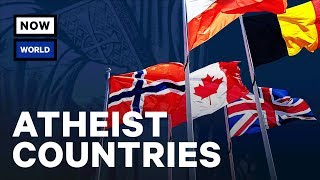 What Are The Most Atheist Countries?   NowThis World
