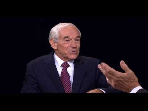 Ron Paul: The Word That Best Defines Libertarianism Is Non-Intervention