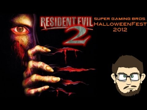 SGB Play: Resident Evil 2 (Claire Scenario A) - Part 1