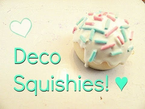 How To: Deco Squishies?? - YouTube