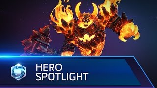Heroes of the Storm - Ragnaros Spotlight