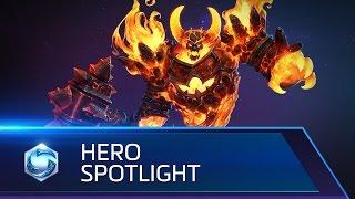 Heroes of the Storm - Bemutatkozik Ragnaros