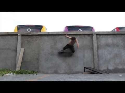Louie's Wall ride - Behind the scene sneak peek