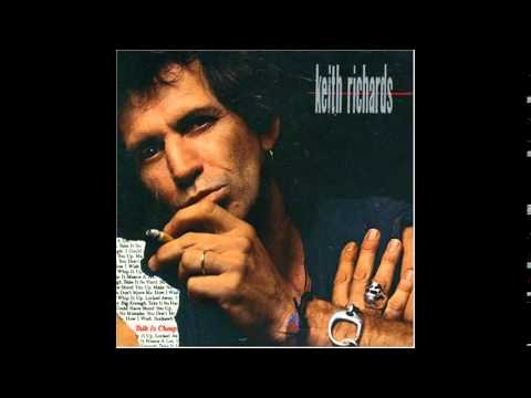 Keith Richards - Talk Is Cheap - It Means A Lot