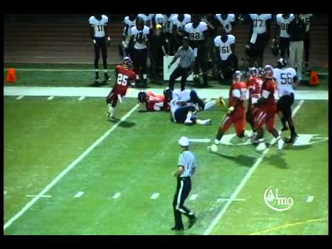 Mackensie Alexander 2011 Football Highlights
