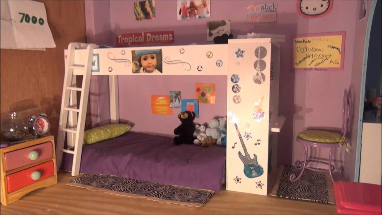 Ag Doll Room Tour