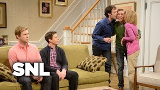 SNL: Vogelchecks Meet Their Son's New Boyfriend