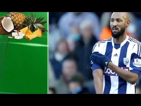 West Bromwich perd son sponsor à cause de la quenelle d'Anelka 20-01-2014 ᴴᴰ