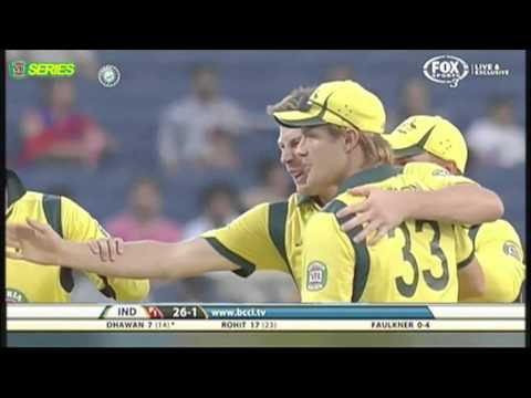 Brad Haddin high five eye poke - commentary by The 12th Man - BEST QUALITY!!
