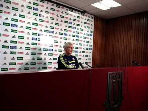 Mark Hughes & his Oatcake targets and objectives for Stoke City's season
