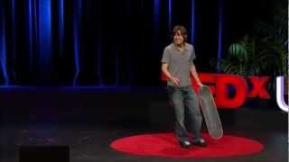 Ted Talk: Rodney Mullen, Pop an Ollie and Innovate