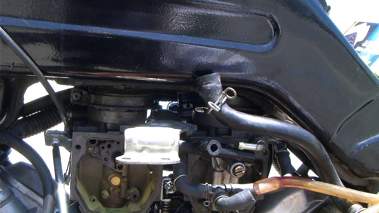 Kawasaki Brute Force Holder Carburetor