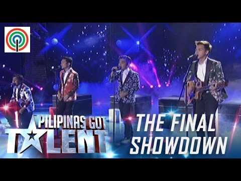 Pilipinas Got Talent Season 5 Live Finale: Next Option - Boy Band