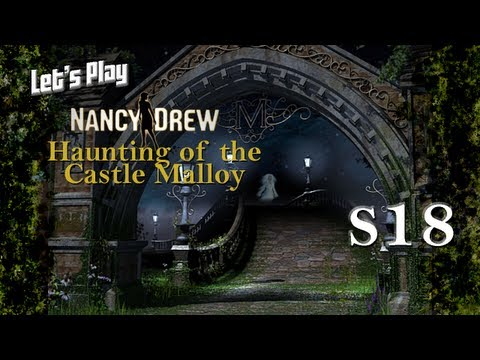 Let's Play Nancy Drew: The Haunting of Castle Malloy S18 - Dangerous Chemicals