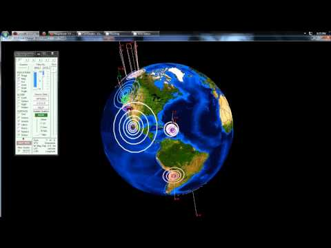 4/11/2012 -- FIVE or SIX LARGE EARTHQUAKES TODAY -- 8.9M, 8.7M, 8.2M, 7.0M, and two 6.0M