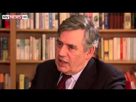 Gordon Brown:Independent Scotland Would Be A More Unequal Country