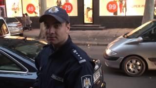 Poliția patrulare e îngăduitoare cu cei cu mașini mari
