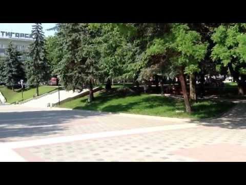 Pyatigorsk city center