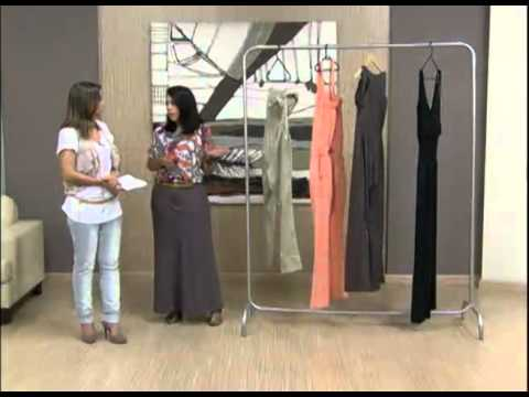 Mulher.com 22/11/2011 - Moda Macacão