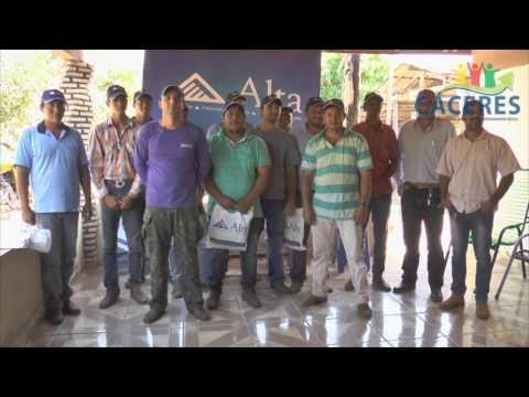 Prefeitura de Cáceres finaliza curso de inseminação, para melhorar o rebanho leiteiro