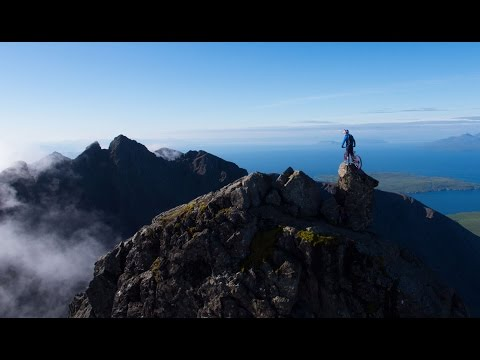 Inaccessible Pinnacle: Danny Macaskill 'Making The Ridge'