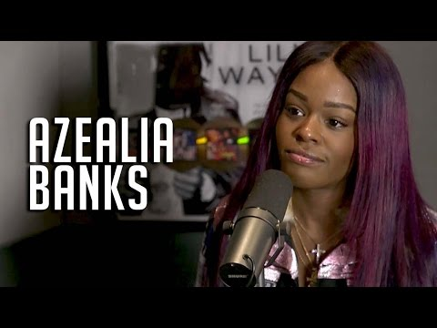Azealia Banks Says T.I is a coon, said his wife Tiny can't read and talk bout her issues with Iggy Azalea.
