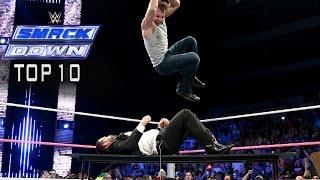 Top 10 momentos WWE SmackDown