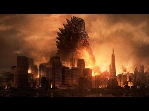 GODZILLA MOVIE REVIEW!!!
