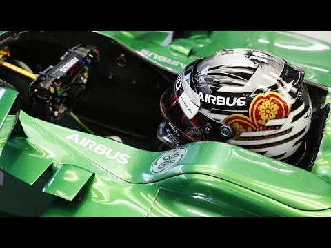 Kamui Kobayashi Ride Along - Part 1