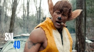SNL: Bambi Starring Dwayne Johnson, Get Bucked!