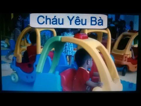 Chau Yeu Ba, xuan mai, nhac thieu nhi soi dong nhat 2015