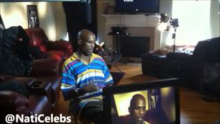 DMX Spits His First Rhyme From When He Was 13 Years Old