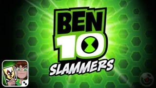 Ben 10 Slammers IPhone & IPad Gameplay Video