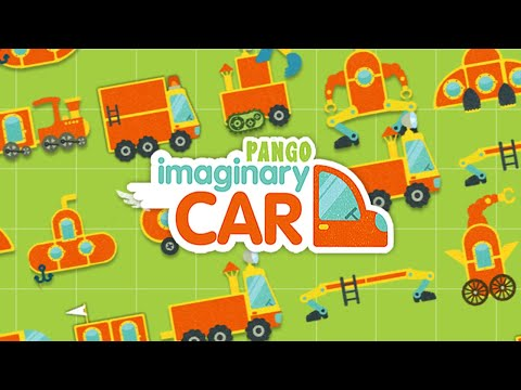 Pango Imaginary Car, una aplicación para construir coches