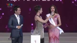 Phạm Thị Hương thi ứng xử