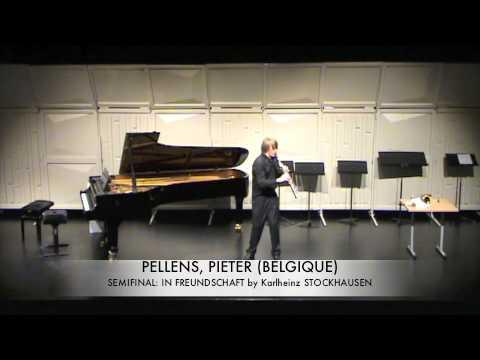 PELLENS, PIETER BELGIQUE stockhausen