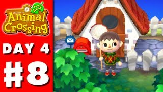 Animal Crossing: New Leaf Part 8 My New House