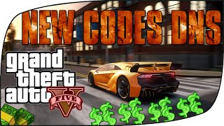 NEW CODE DNS + MOD MENU- GTA5 ONLINE GLITCH 1.20