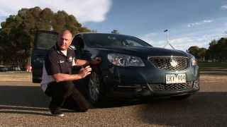 Holden Commodore VF Sportwagon 2013 Car Review NRMA Drivers Seat