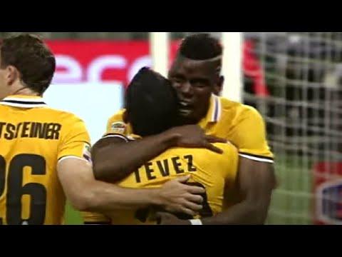 Juventus - Magazine cover