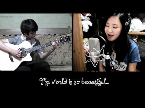 (Narsha) I'm in Love - Megan Lee ft. Sungha Jung
