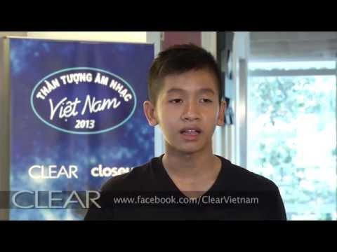 Vietnam Idol 2013 - Hot boy 16 tuổi sẵn sàng cho vòng nhà hát