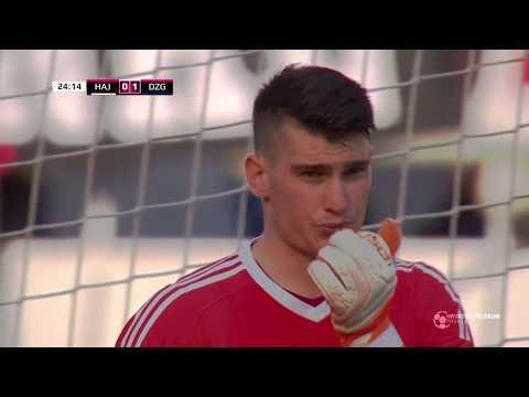 Hajduk - Dinamo (Z) 1:2