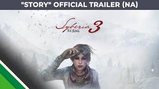 Syberia 3 - Sztori Trailer