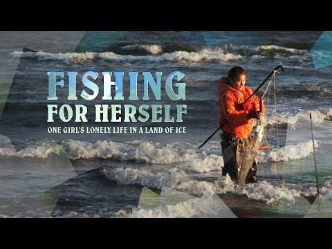 Fishing for Herself. A fisherwoman's lonely life on Sakhalin Island